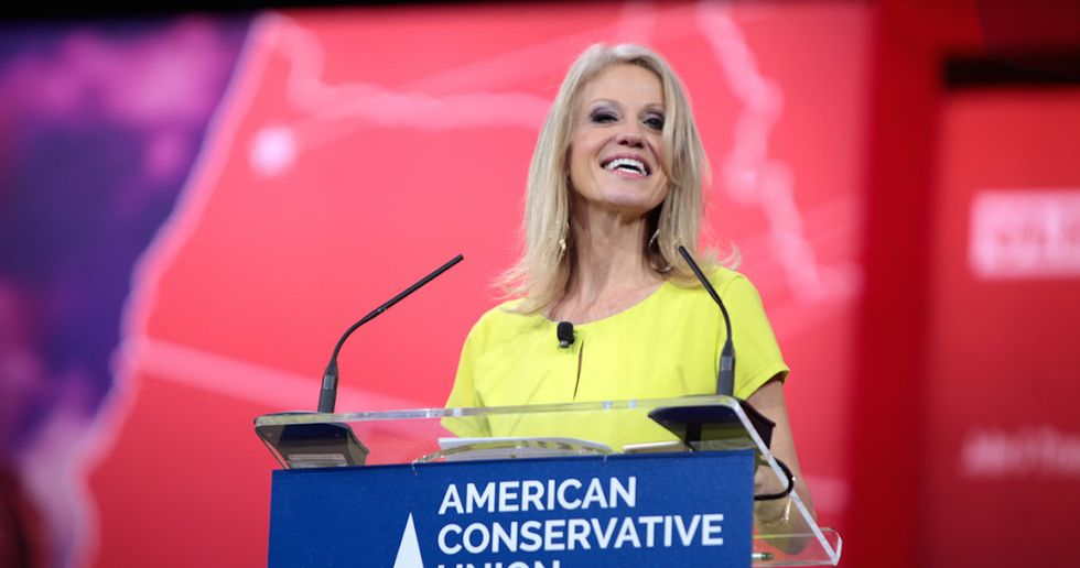 5 Moms In High-Level White House Positions Proving Kellyanne Conway Wrong