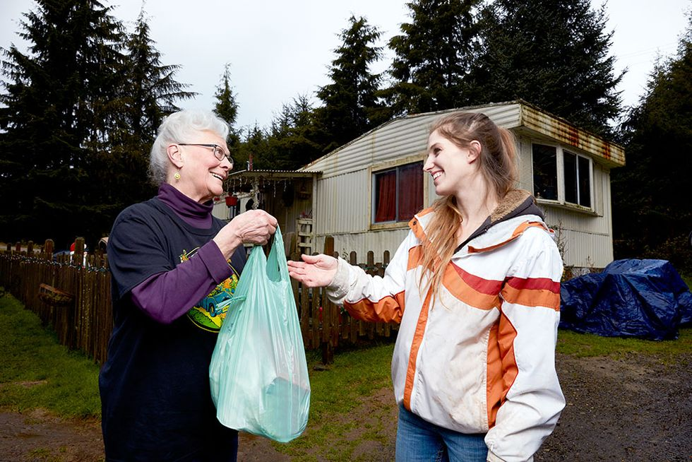 Feeding Kindness: Phyllis Shaughnessy Serves From The Heart