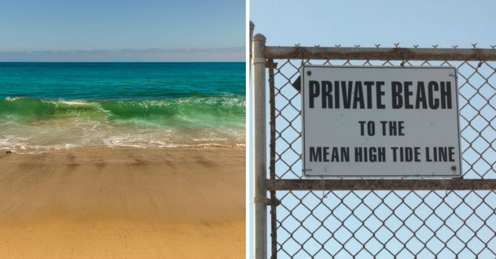 Malibu Property Owners Fined Millions For Blocking Public Beach Access