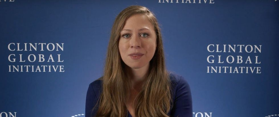 GOOD Advice From Good People: Chelsea Clinton Shares Her Advice On Sharing Your Story