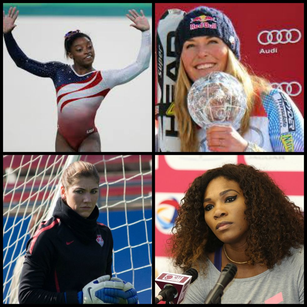 Here's Who ESPN Just Named Woman Of The Year