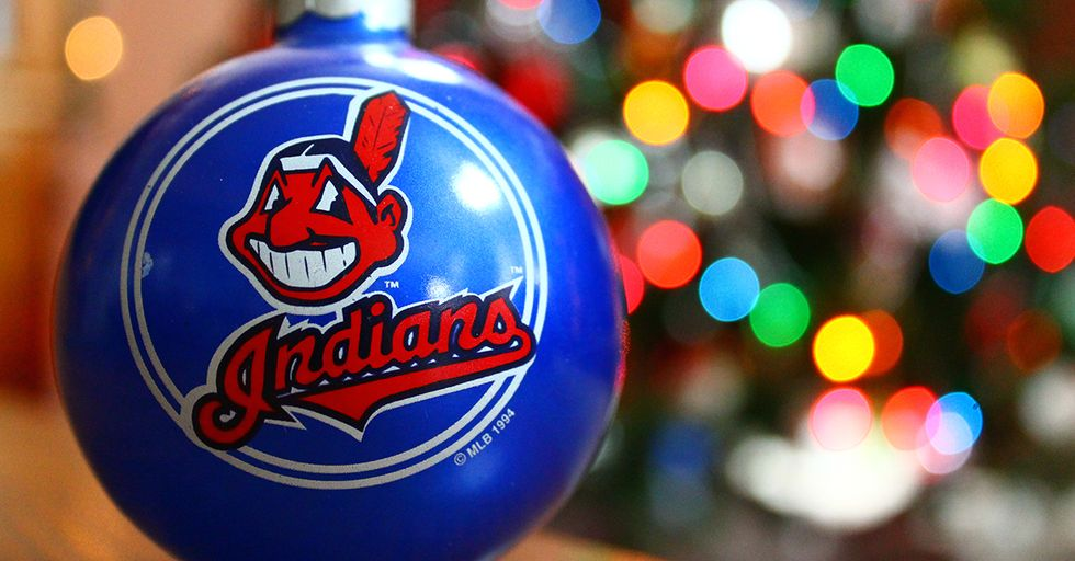 The Cleveland Indians Have (Finally) Announced They're Phasing Out Their Offensive Logo