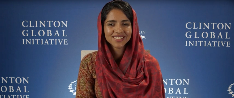 GOOD Advice From Good People: Sonita Alizadeh Shares Her Advice On Using Rap To Spread Her Story