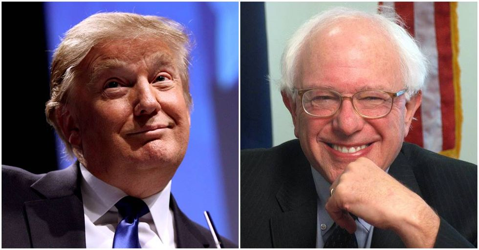 Bernie Sanders Explains To Trump Supporter How The President-Elect's Plans Will Actually Affect People