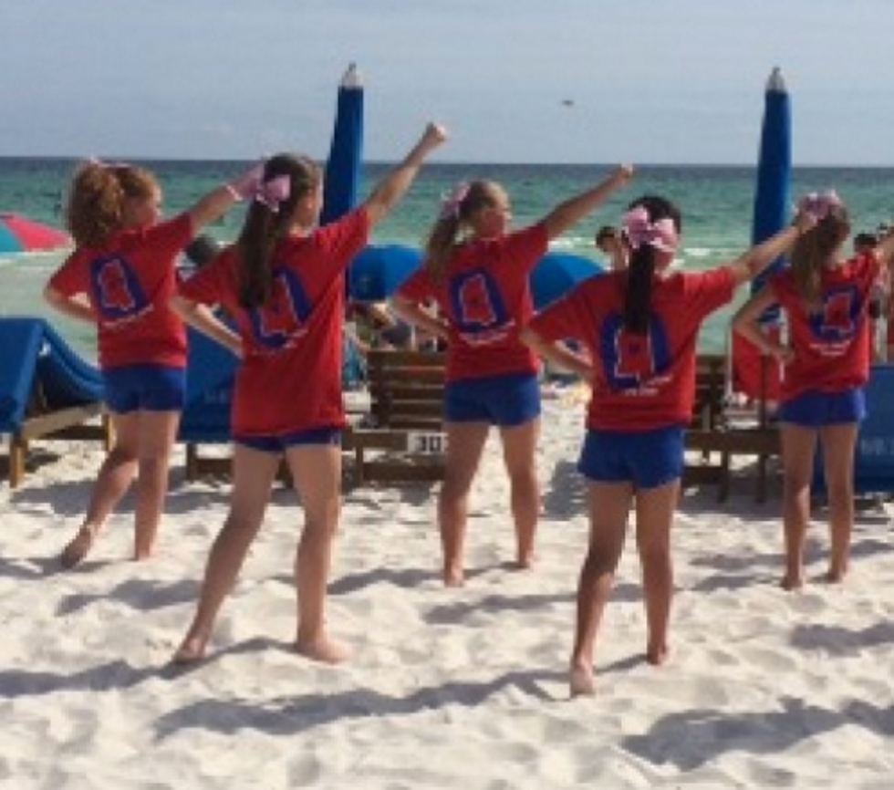 Worthy Cause Countdown: These Middle School Cheerleaders Need $973 For Training Camp [UPDATED]