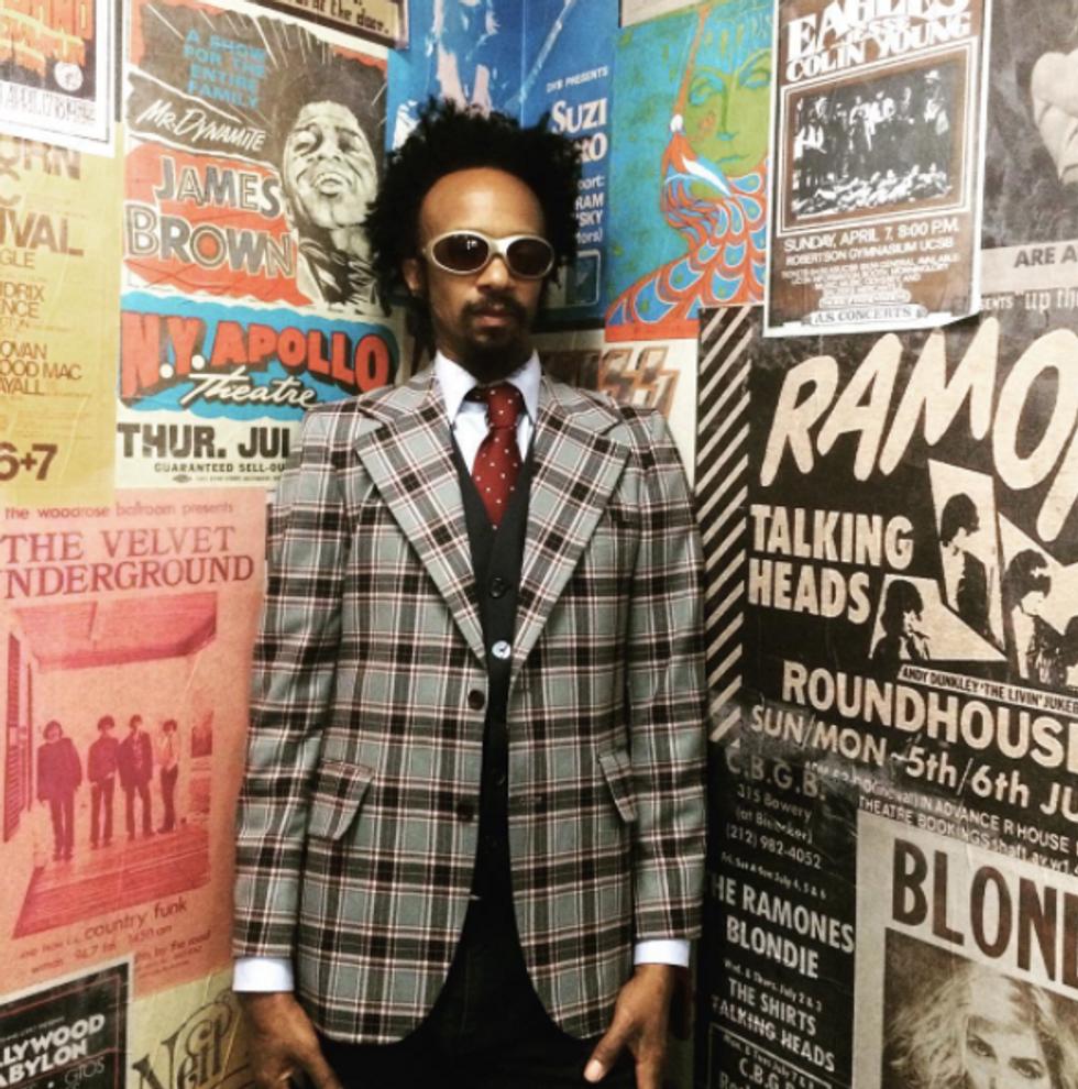 New Grammy Winner Fantastic Negrito On Never Giving Up