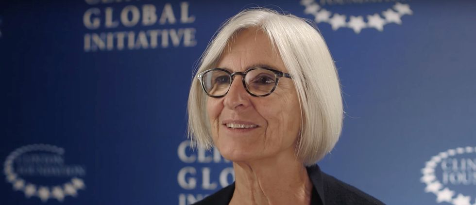 GOOD Advice From Good People: Eileen Fisher Shares Her Advice On Balancing Business And Family