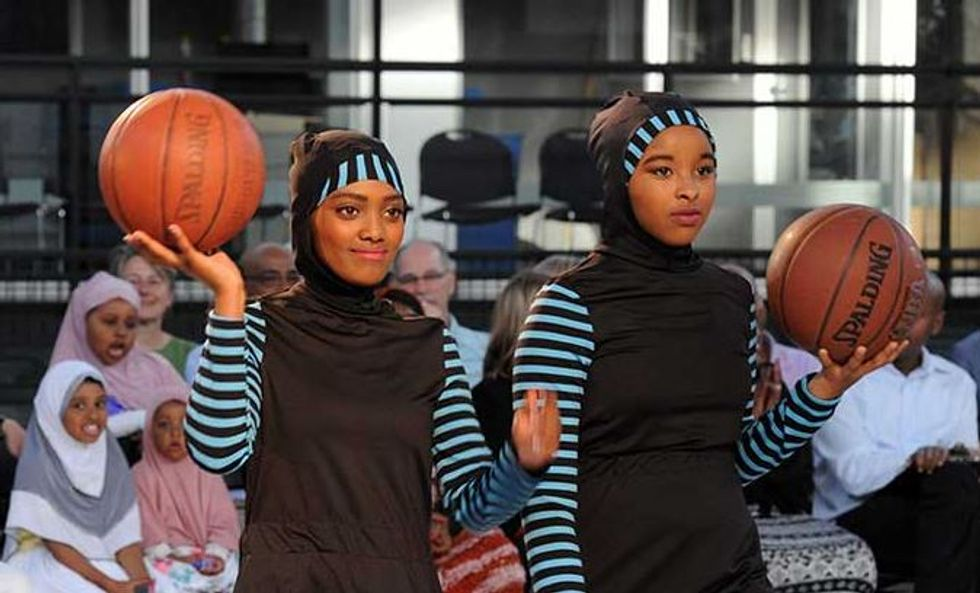 This Athletic Wear Opens Up Sport To More Kids
