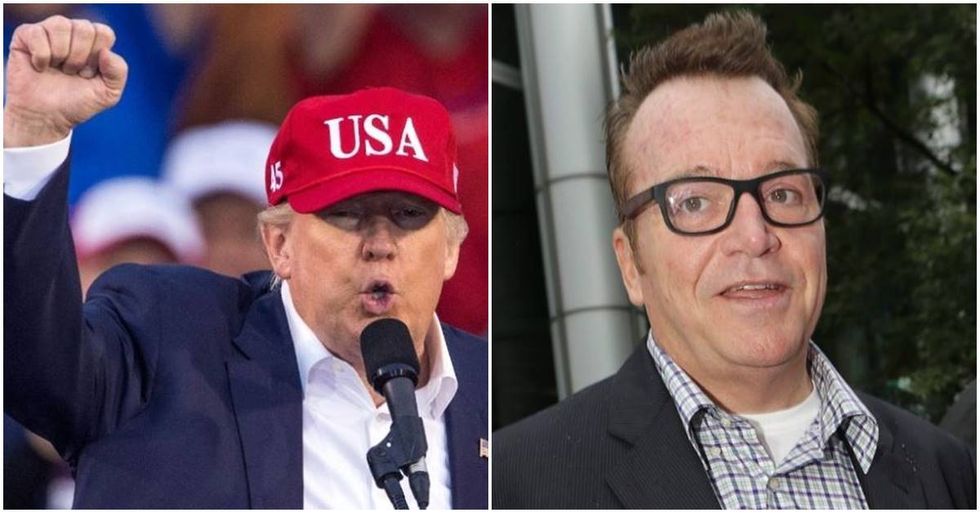 Comedian Tom Arnold Says He Has Footage Of Donald Trump Saying 'Every Offensive, Racist Thing Ever'