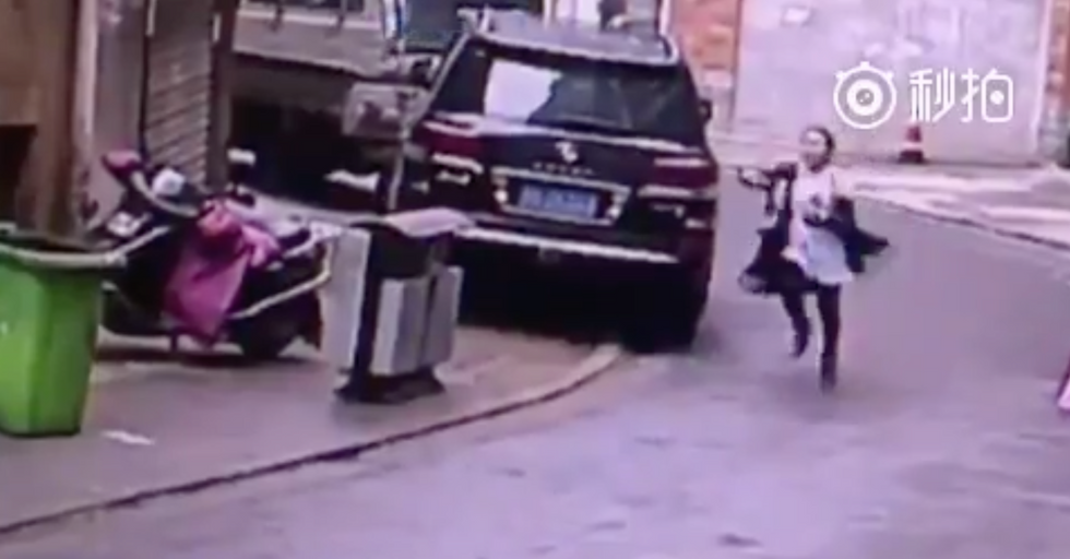 Random Act of Sport: Woman Catches Mugger After Marathon Chase