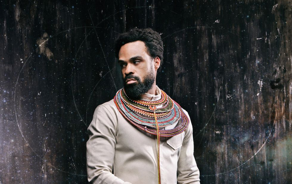 GOODFest: Bilal Unplugs to Find His Love