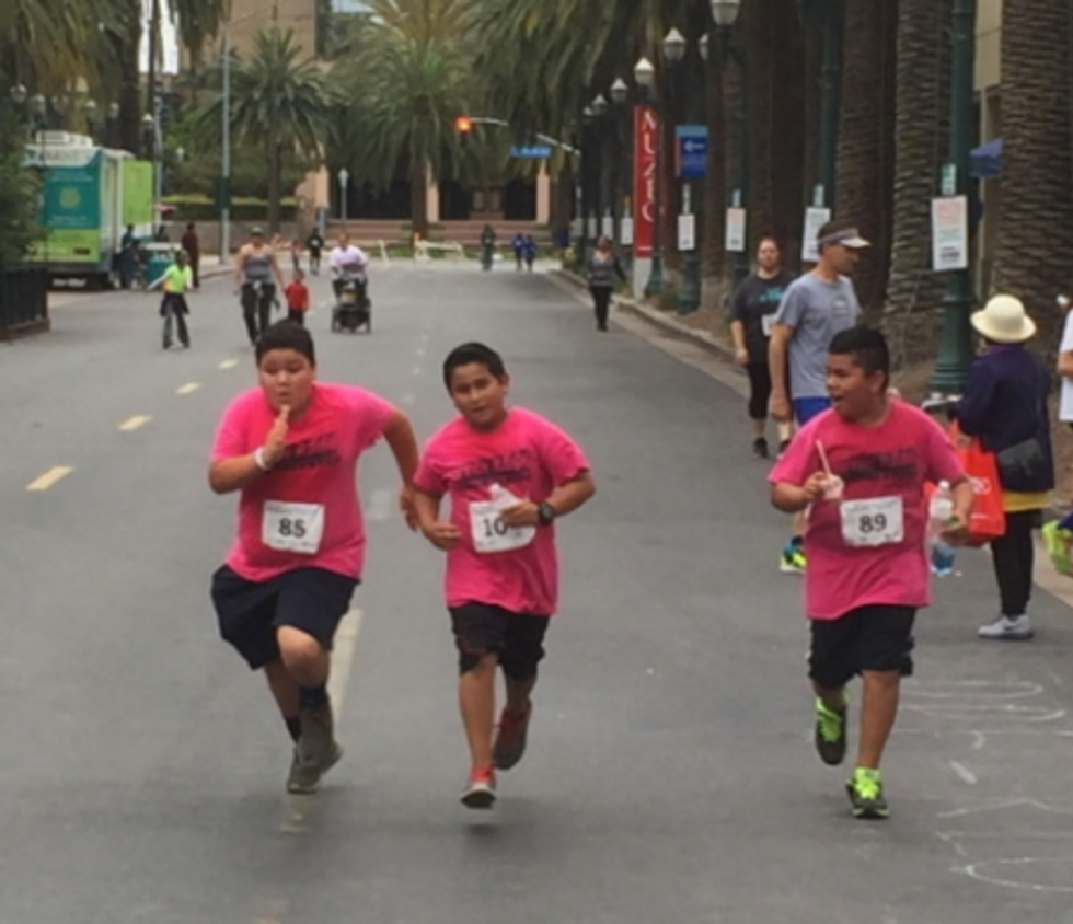 Worthy Cause Countdown: This Los Angeles Elementary Needs $381 For Running Shorts [UPDATED]