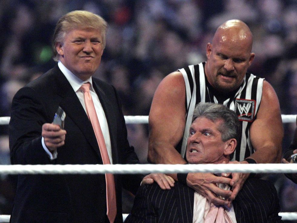The Time Pro Wrestling Shockingly Fooled Trump