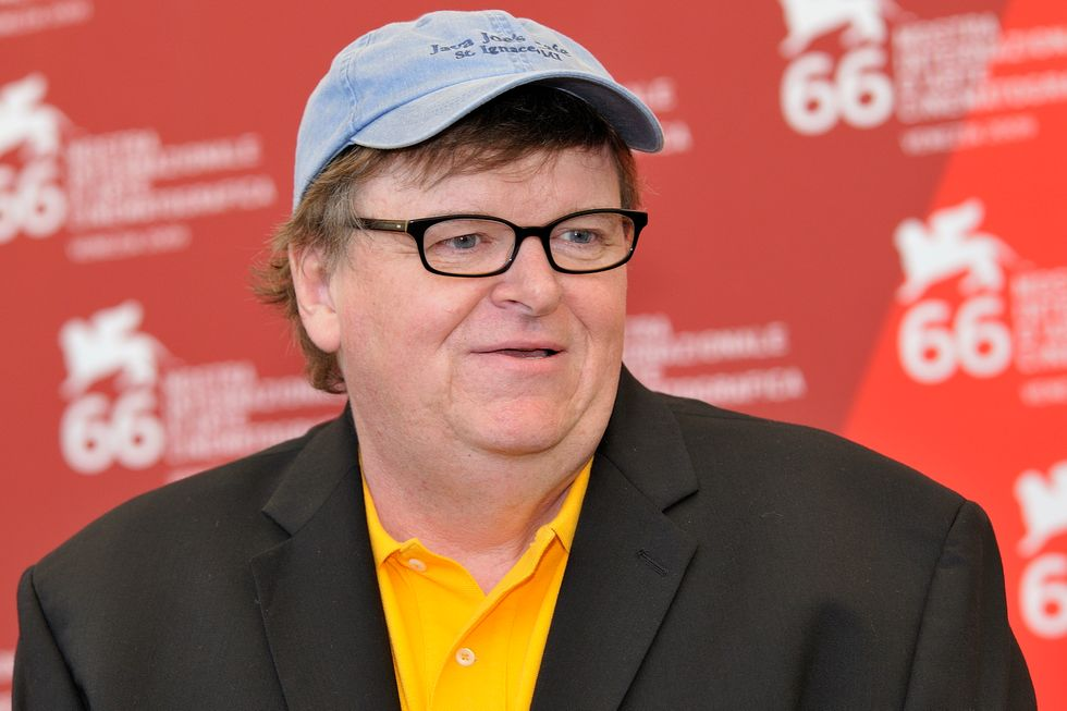 Michael Moore On The 5 Things You Can Do Right Now About Donald J. Trump