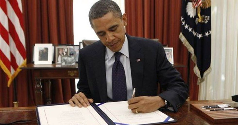 Obama Signs Bill Protecting Atheists And Humanists From Persecution
