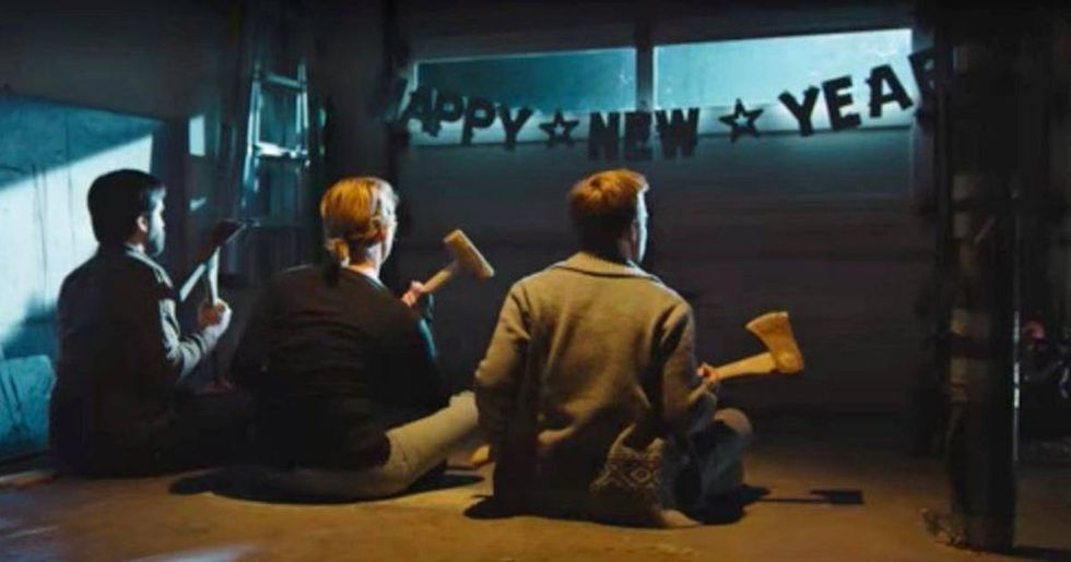 Friend Dog Studios Recut 2016 As A Horror Movie