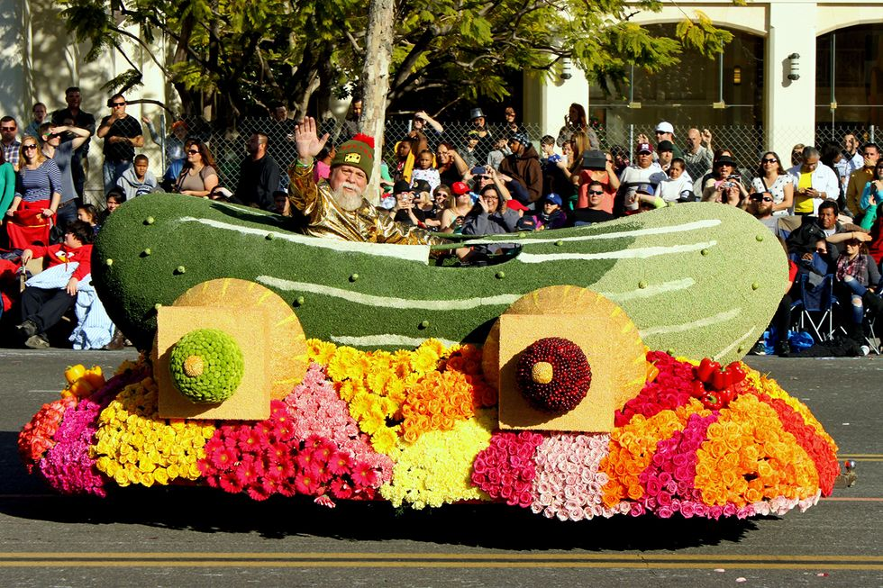 Fantastic Floats And Where To Find Them