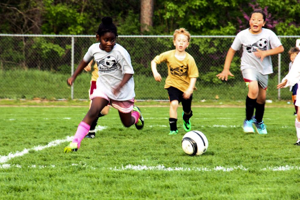 The Gender Gap Is Closing In Youth Sports, But There's One Big Problem