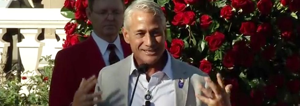 Greg Louganis Is (Still) Showing Us How To Be Resilient