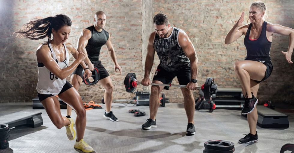 Less Time At The Gym Leads To Better Workouts With A New Approach To Working Out