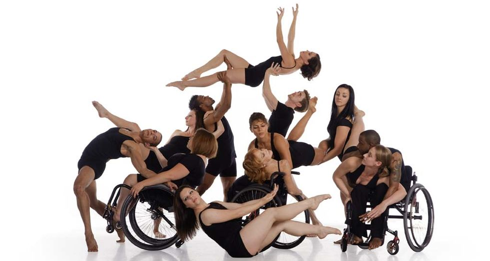 Para Dance Is Elegant, Inspired, And Not What You'd Expect