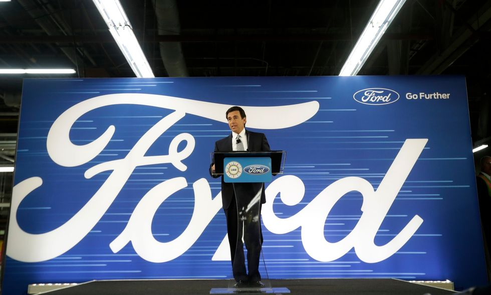 Add Ford To List Of Companies Trump Uses To Take Credit For Saving American Jobs