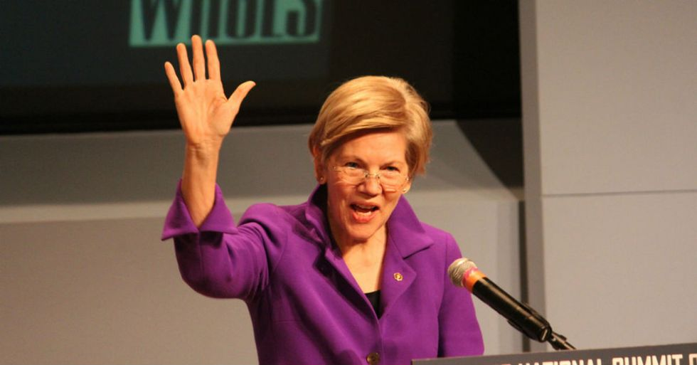Elizabeth Warren Hinting At 2020 White House Run