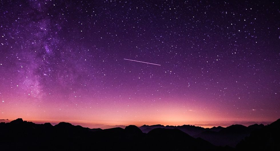 The First Meteor Shower Of The Year Will Be Hitting The Skies Tonight