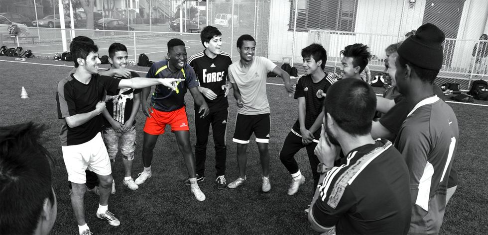 Coming Home: How Soccer Without Borders Is Building A Bridge To The Next Generation