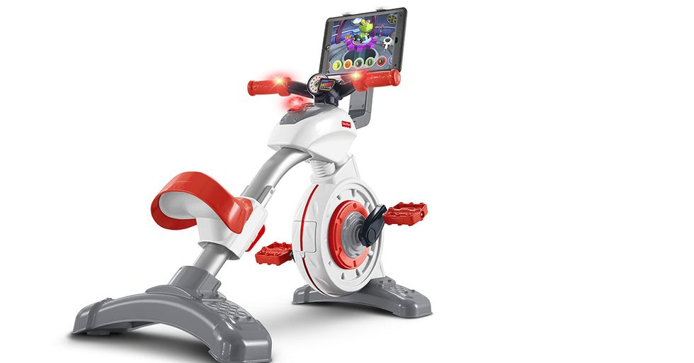Is This New Toy Is A Weapon In Parents' Fight Against Childhood Obesity?