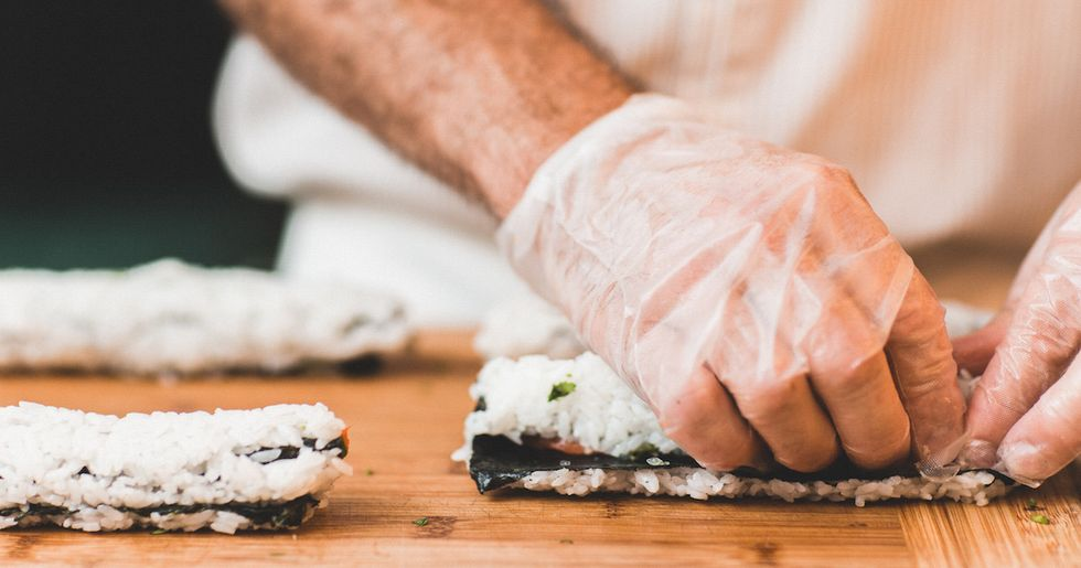 Eat Sushi While You Still Can, It Might Not Be Around For Long