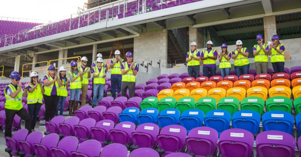 New Orlando Stadium Honors Nightclub Shooting Victims With 49 Special Seats