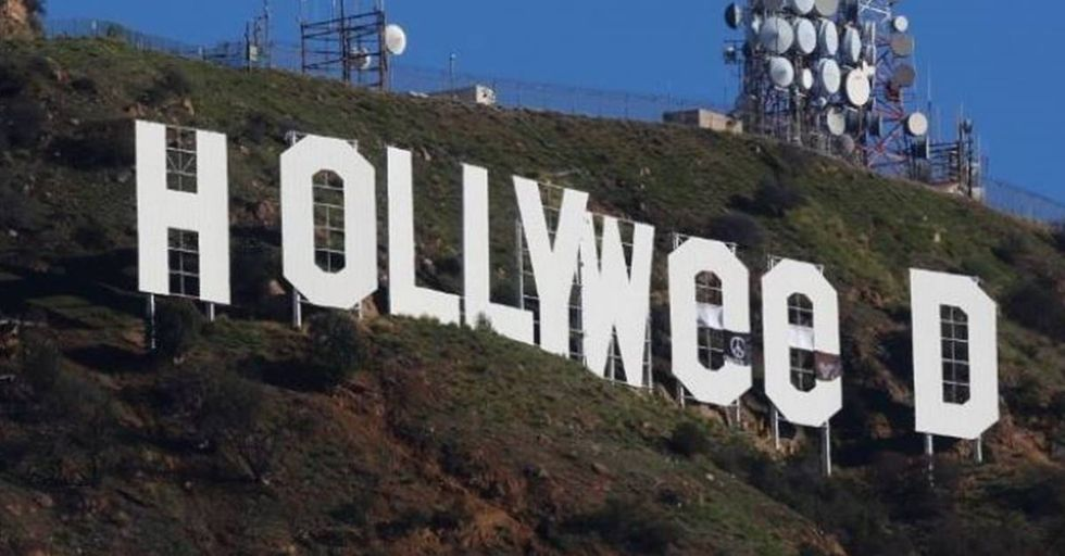 New Year's HOLLYWeeD Prank Inspires Hilarious Twitter Memes