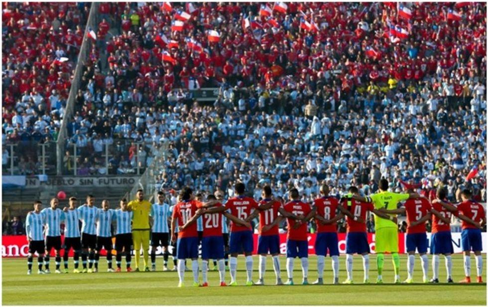 Memories Of Bloody Coup Still Haunt National Soccer Stadium