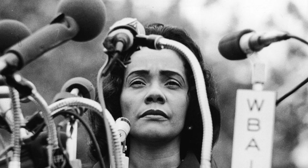 Read The Letter Coretta Scott King Wrote In 1986 Condemning Jeff Sessions