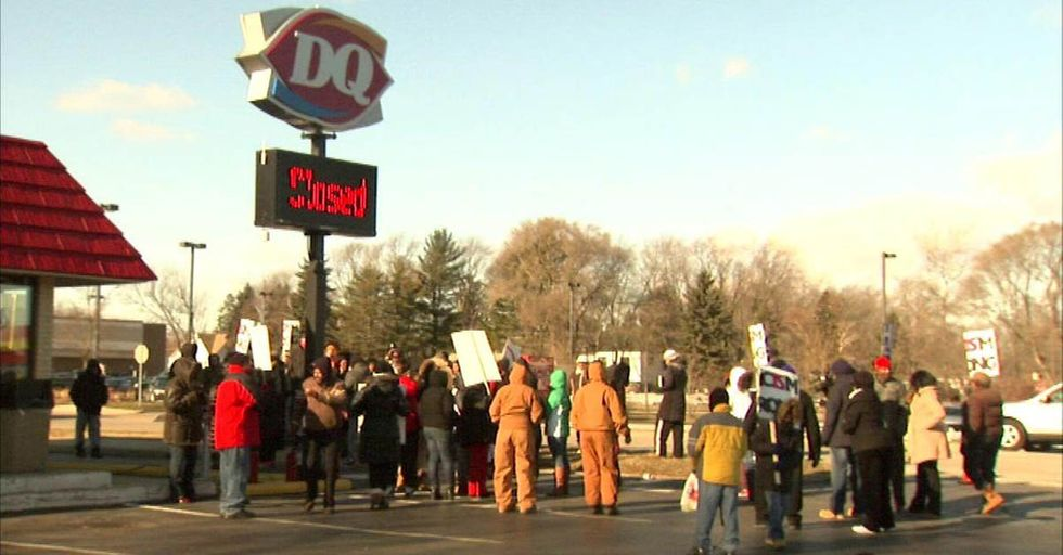 A Dairy Queen Owner's Racial Slurs Towards A Customer Led To Public Outrage And The Loss Of His Business