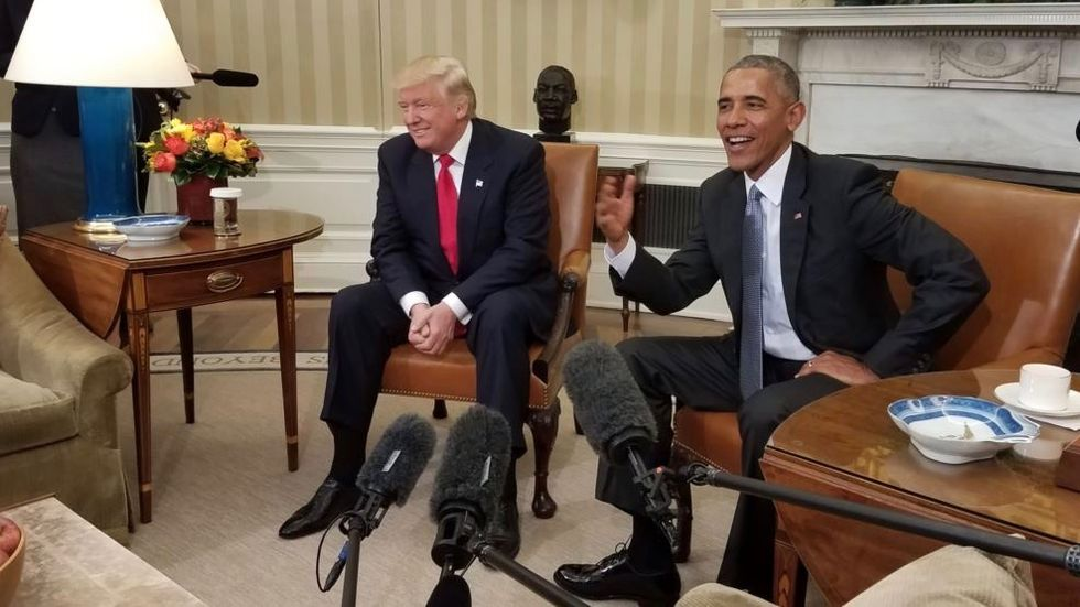 Obama Called Out Donald Trump With One Simple Sentence
