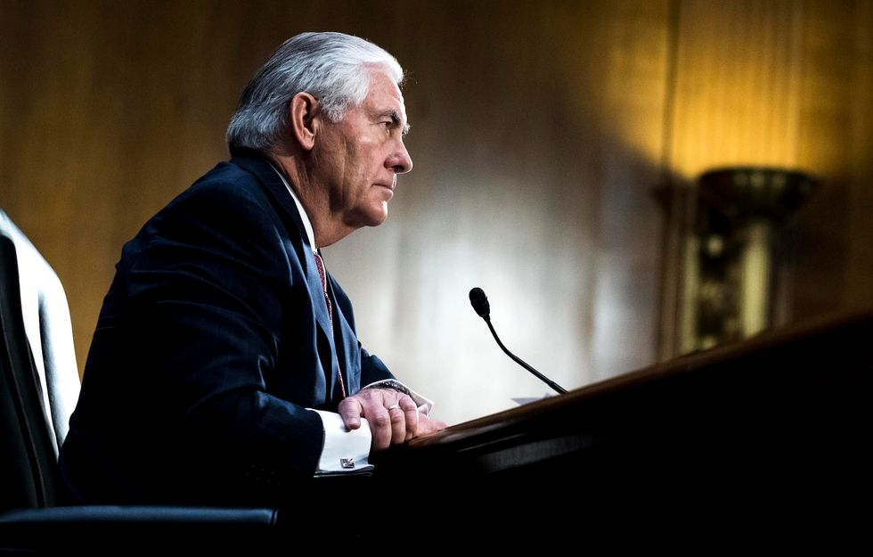 The Corrupt Climate Criminal Who Could Be Secretary of State
