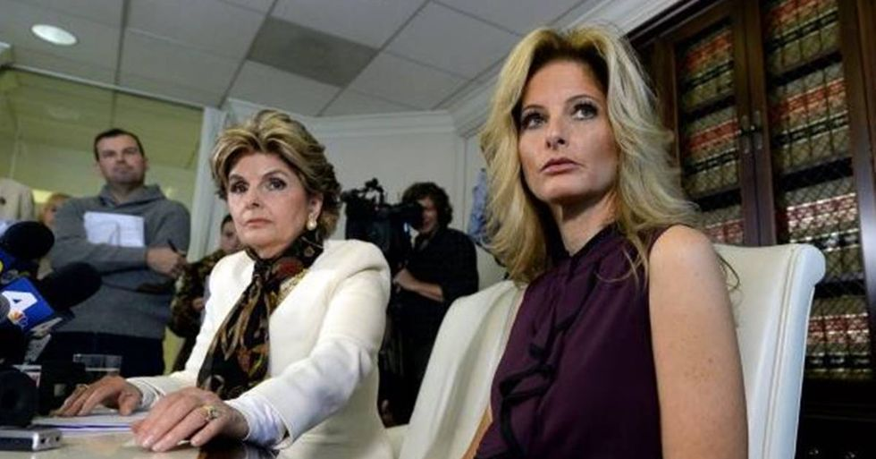 Summer Zervos Files Defamation Suit Against President-Elect Donald Trump