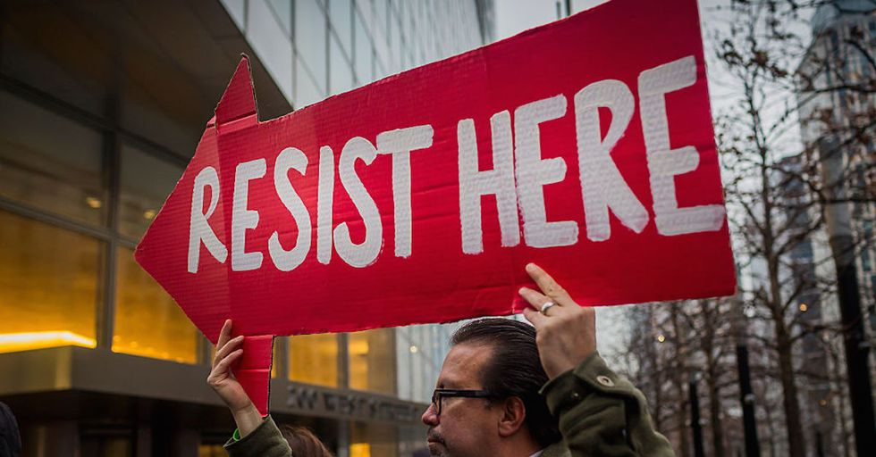 How To Participate In The Inauguration Protests No Matter Where You Are