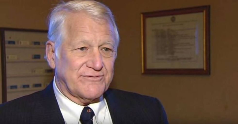 Republican Politician Gropes Staffer Saying 'I No Longer Have To Be Politically Correct'