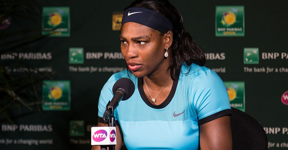 When Serena Williams Asks For An Apology, This Reporter Can't Say 'I'm Sorry' Fast Enough