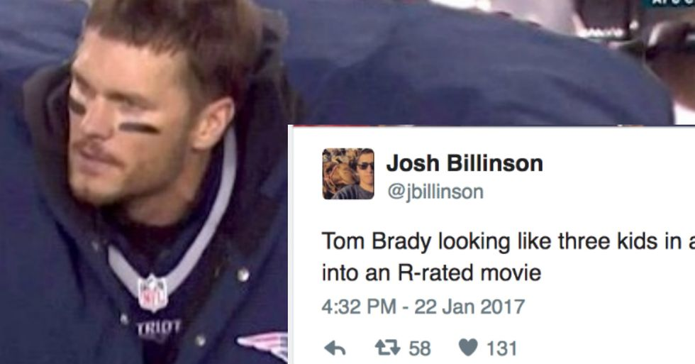 Tom Brady Wore A Truly Bizarre Jacket And The Internet Had A Field Day