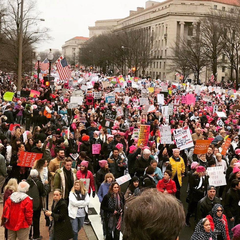Why The Smartest Anti-Trump Protest Strategy Is Solidarity—Not Violence