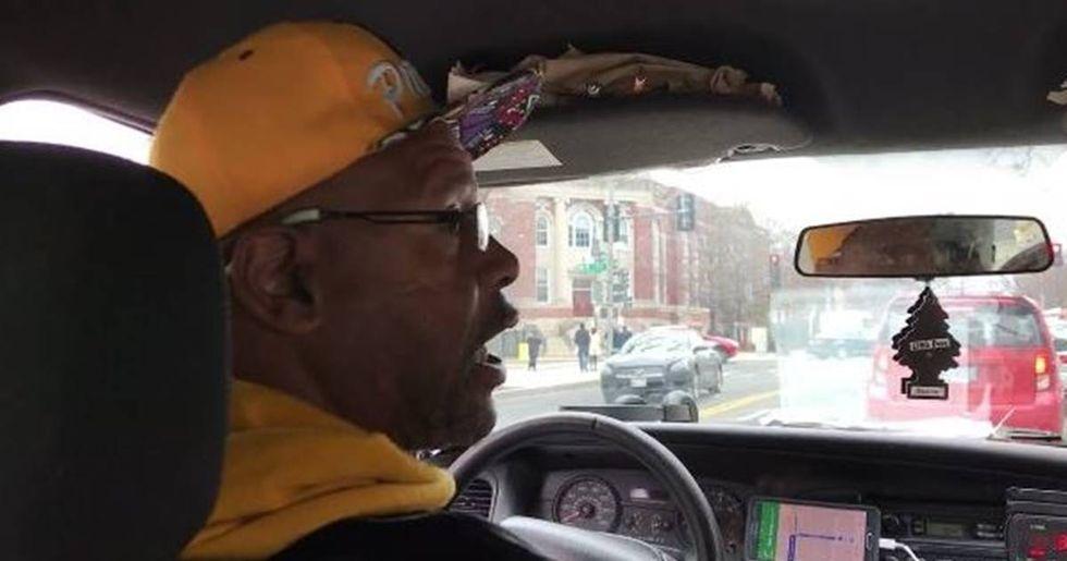 Cab Driver Can't Believe He's Driving NFL Legend John Elway