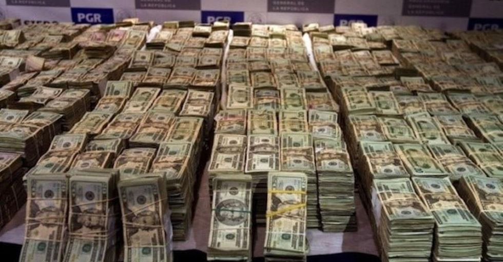 A Money Launderer Was Caught Packing An Impressive $20 Million Into Just One Mattress