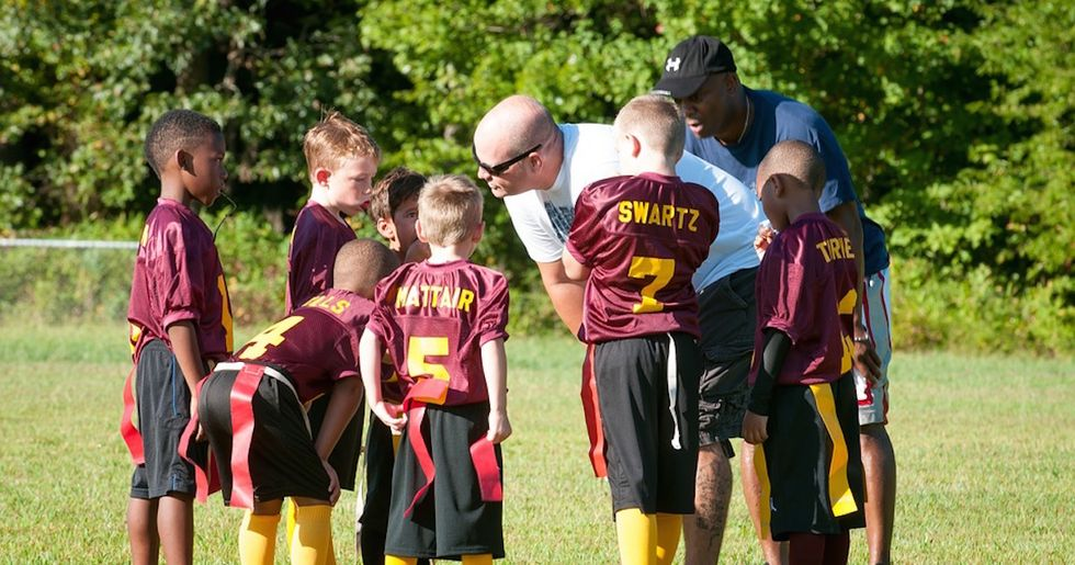 Become A Youth Sports Coach, It'll Make You A Better Person