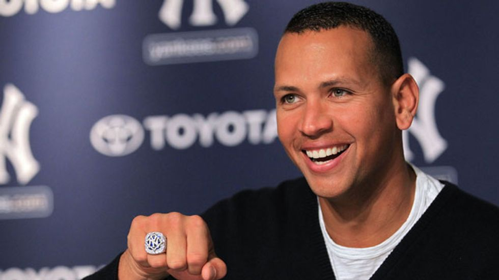A-Rod Will Host A Show Dedicated To Helping Athletes In Financial Need