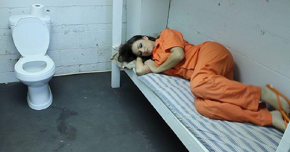 Meditation Proven To Reduce Trauma Symptoms In Female Inmates