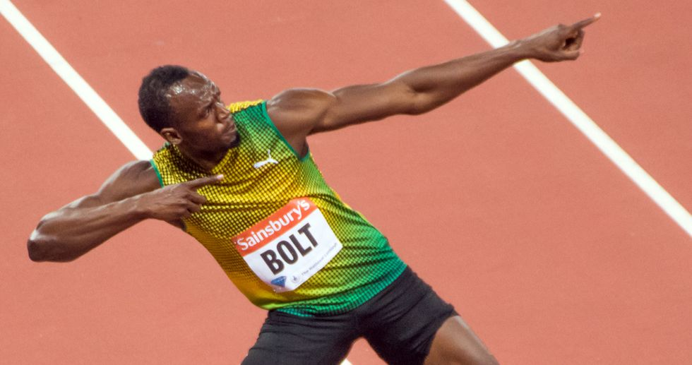 Usain Bolt Experiences Unexpected, Crushing Defeat